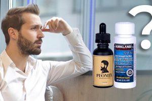 Minoxidil dan Peomix Untuk Coba-coba Emangnya Ngaruh?