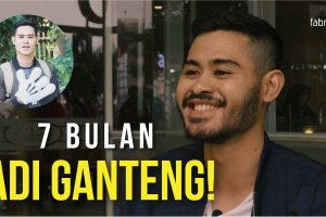 Cerita Bro Ady Numbuhin Brewok. 7 Bulan Jadi Ganteng!