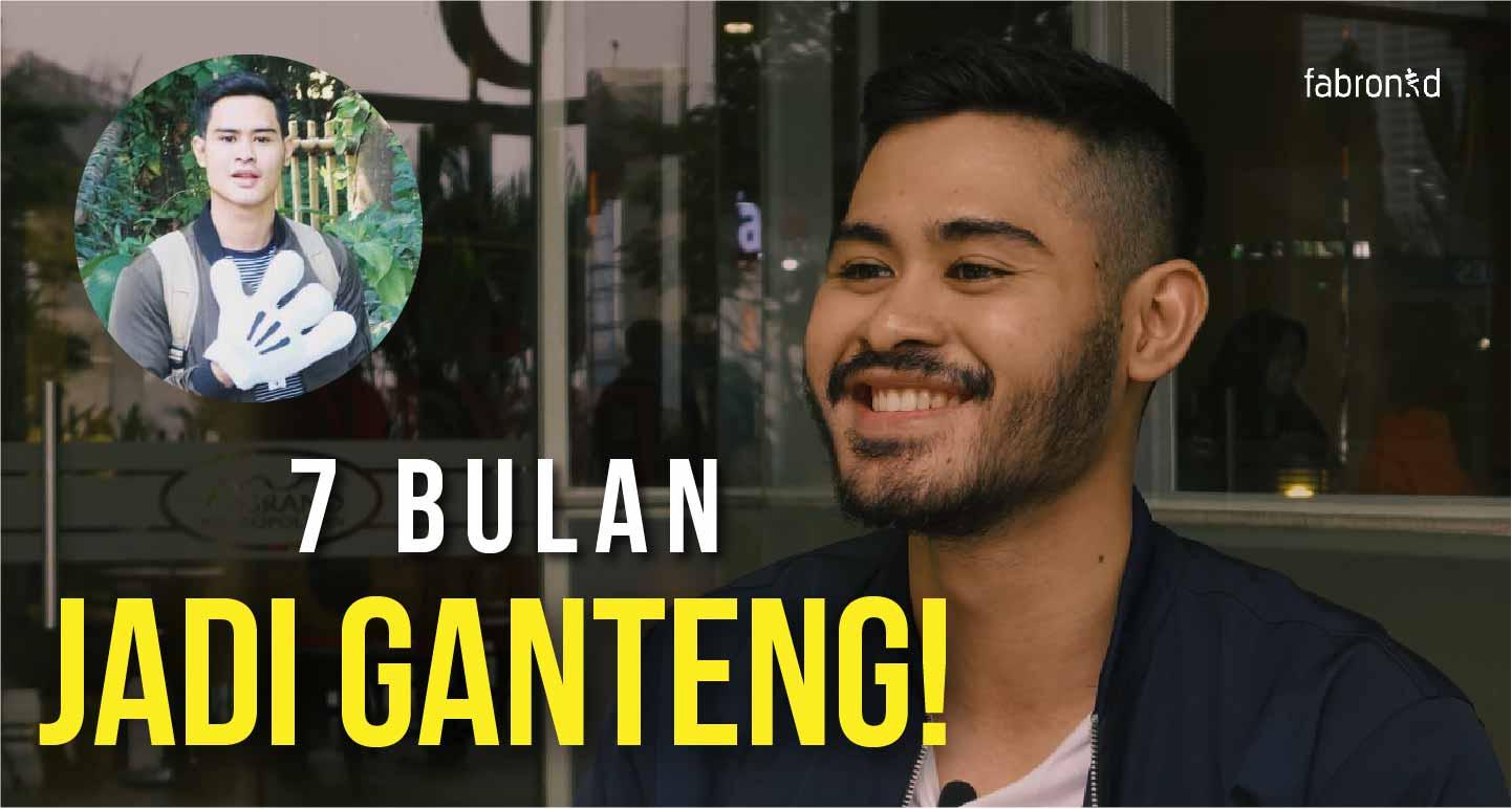 Cerita Bro Ady Numbuhin Brewok 7 Bulan Jadi Ganteng Fabron Id